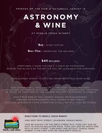 Flyer-Middlecreek-Winery